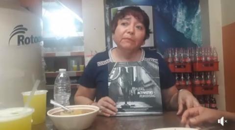Imagen de pantalla del video