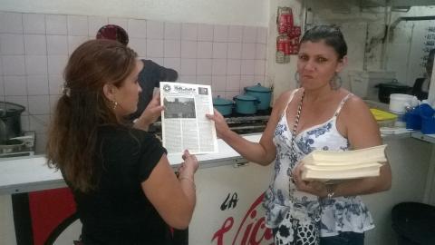 Foto de la Agencia de Noticias Independiente Noti-Calle.