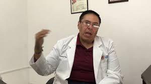 Doctor Fernando Salcedo Ríos, coordinador de control sanitario del municipio de Chihuahua