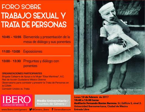 cartel del evento.