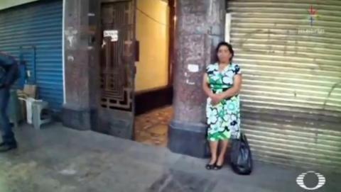 Foto de pantalla de video de Televisa