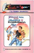 Portada de cómic de El Encanto del Condón y Brigada Callejera