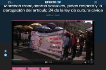 Imagen del video de Efekto Noticias