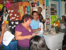 Servicio religioso 2 de noviembre 2011