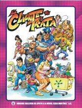 """Portada de historieta educativa de la campaña """"Cómics contra la trata"""""""
