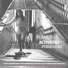 Portada del libro Putas, activistas y periodistas