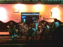 "Foto de la fachada del bar ""El Manguito"""